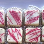 White Chocolate Raspberry Truffles by Elle's Patisserie