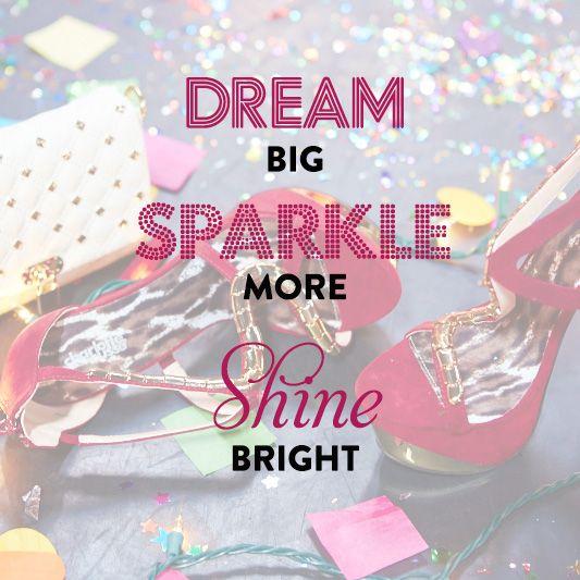 Sparkle Inspiration: Dream Big