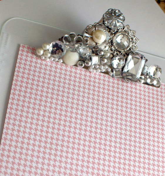 Create your own unique Sparkle Clipboard