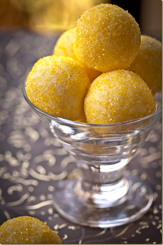 When Life Gives You Lemons…Make Lemon Truffles!