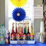 Have an Italian Soda Bar at your next party